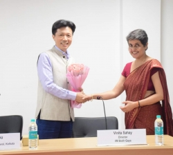 Visit of Hon'ble Zha Liyou Consul General, Consulate General of the People's Republic of China in Kolkata