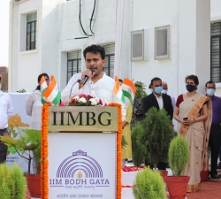 Independence-Day-2021-Celebration-at-IIM-Bodh-Gaya-4-scaled