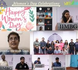 IIMBG Women Day 2021 Celebration (1)