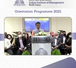 IIMBG-Orientation-2021-Batch2