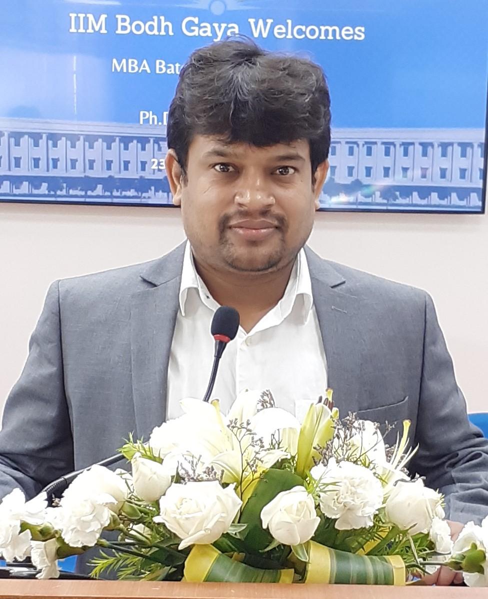 Hemant Kumar Suman-IIMBG