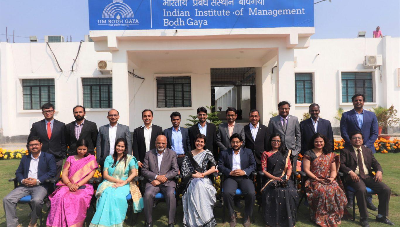 IIMBG Faculty Campus