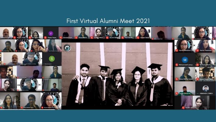 1st Alumi Meet 2021